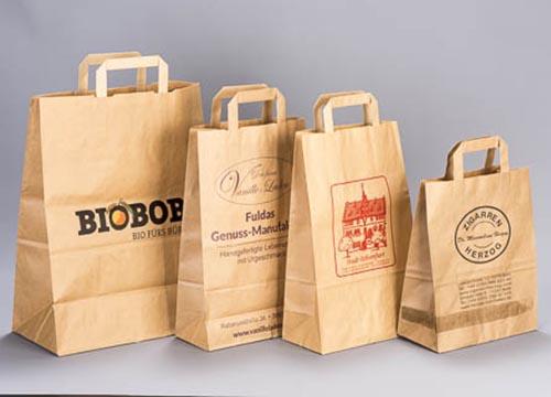 papiert ten papiertragetaschen messetaschen mit ihrem druck logo tragetaschen bedrucken. Black Bedroom Furniture Sets. Home Design Ideas