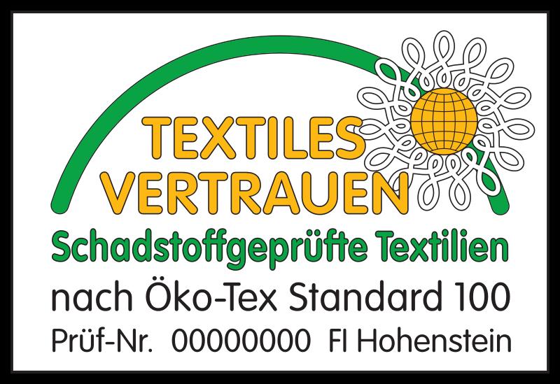 Öko-Tex Standard Siegel